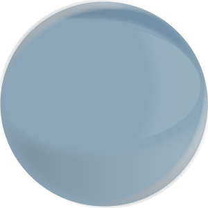 Replacement Studio Bermuda Blue Cistern Lid