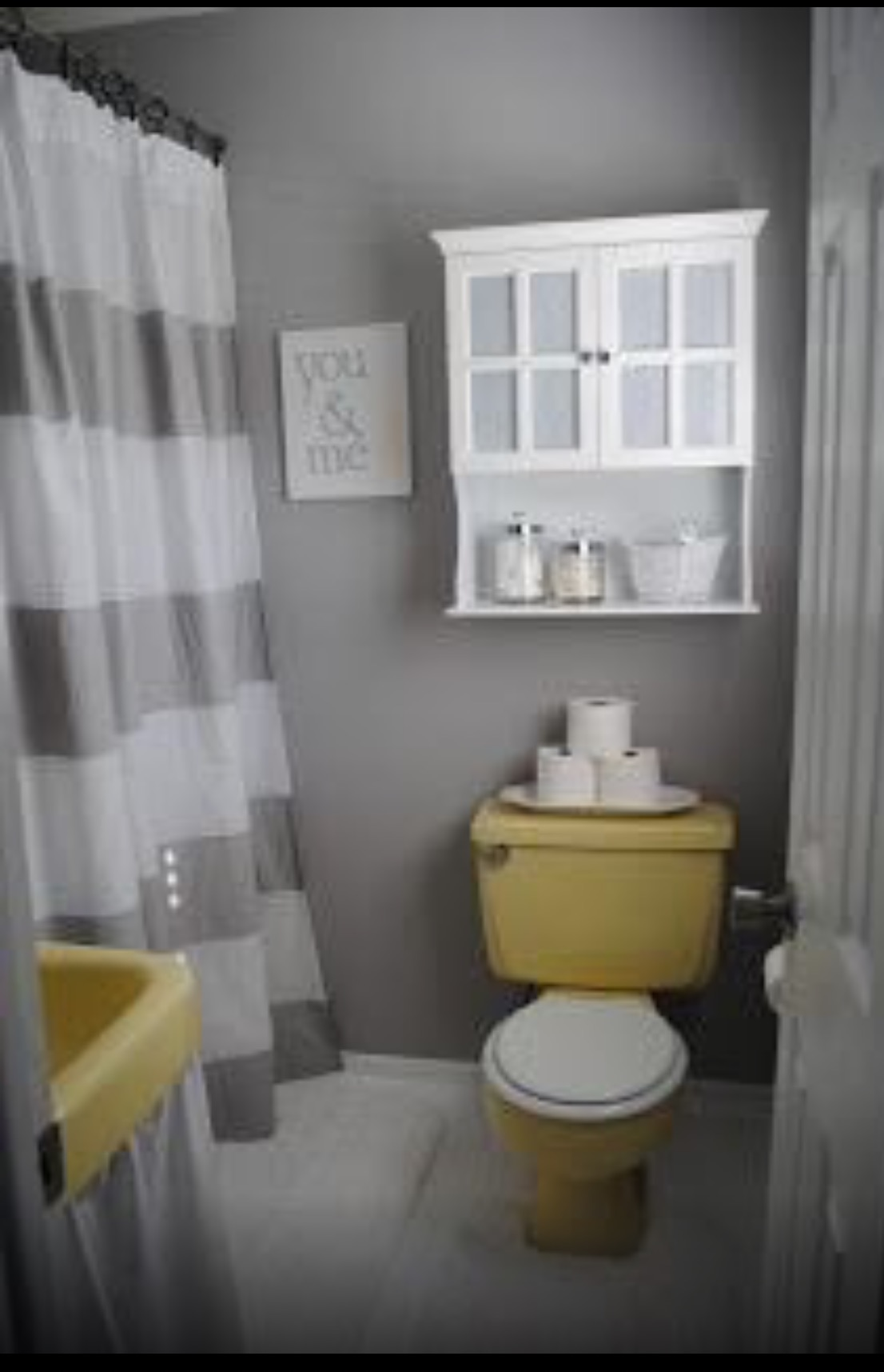 American Standard Yellow Toilet Seat