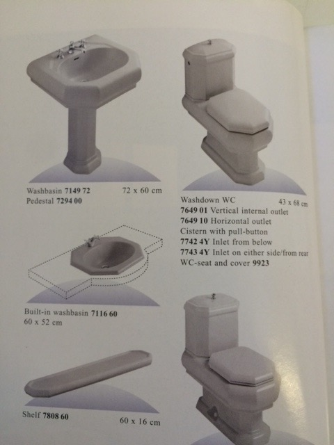 Villeroy And Boch Nationwide Discontinued Bathrooms