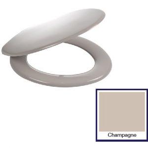 Tamar Champagne Toliet Seat