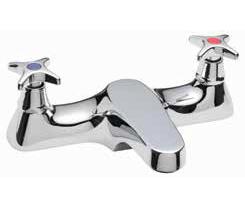 Capri Crosshead Deck Bath Filler
