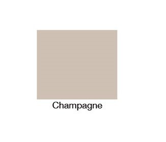 Caspero Champagne 500x410mm Basin 1 Taphole