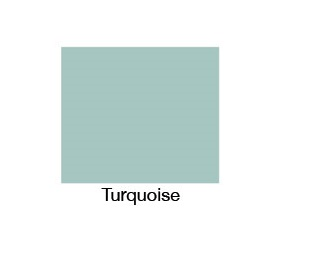 GRP Turquoise 1700mm Front Bath Panel