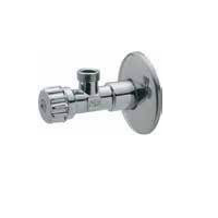 Tre Mercati Angle Valve Single Chrome Plated