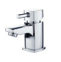 Holborn Mini Mono Basin Mixer Plus Click Clack Waste