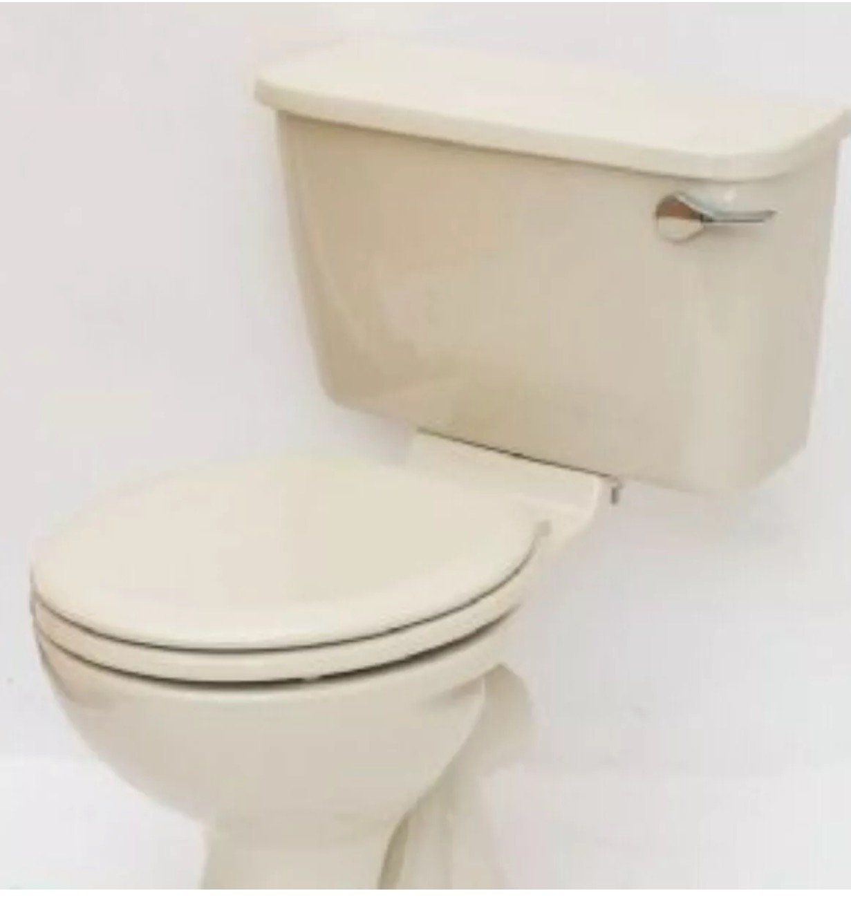 Champagne Toilet Nationwide Discontinued Bathrooms